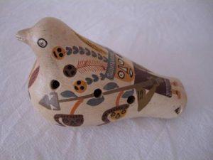 Ocarina colombe